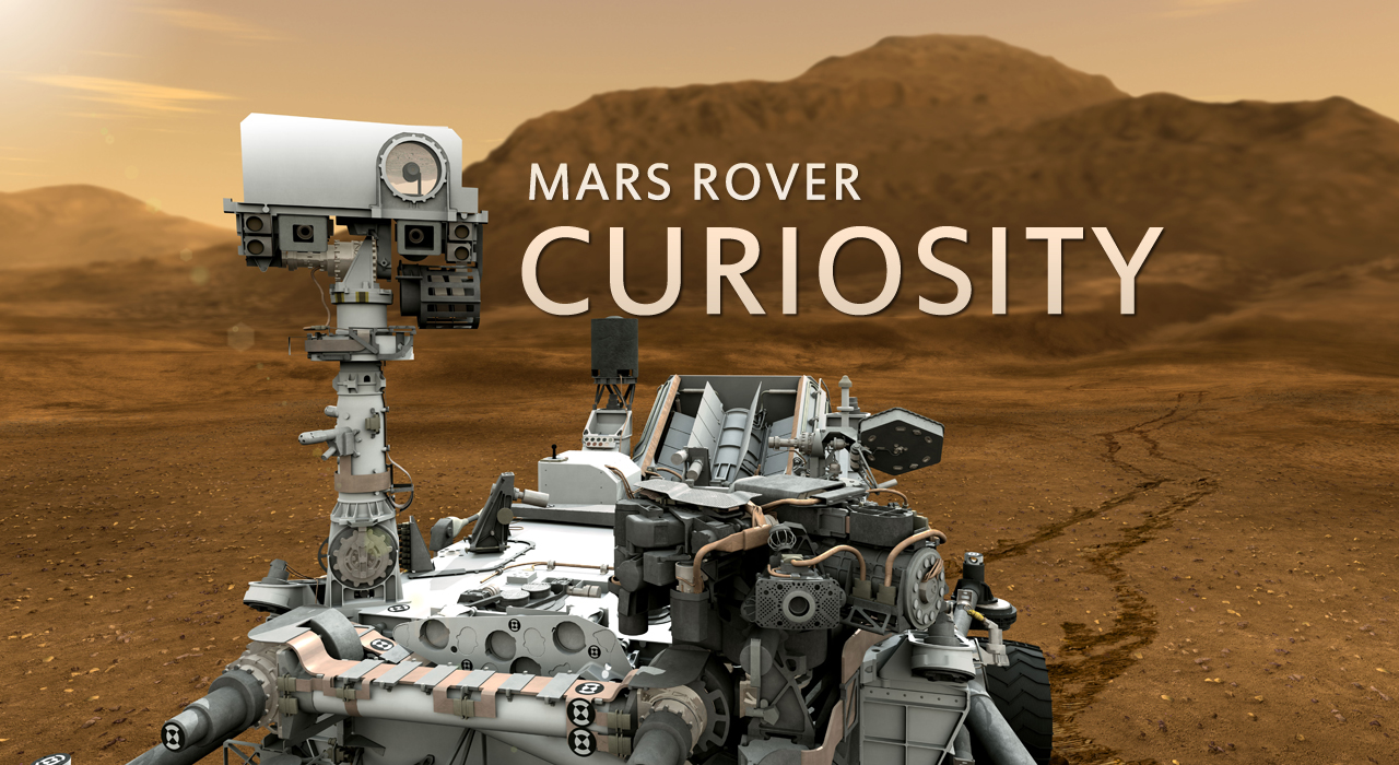 """""""Sigue tu curiosidad"""" con el juego interactivo y en 3D de la Nasa para conocer el planeta rojo"""