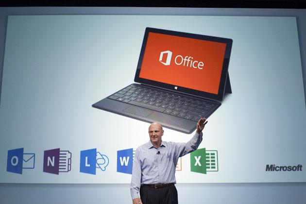 Microsoft presenta su nueva versión de Office