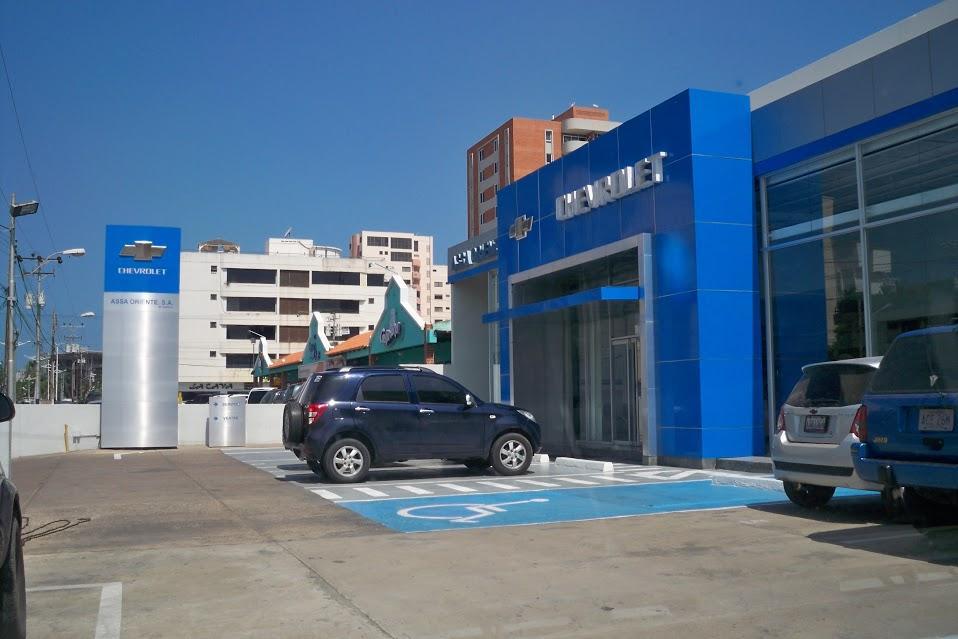 Agencias Unidas de Automóviles – Motores Morichal, C.A.