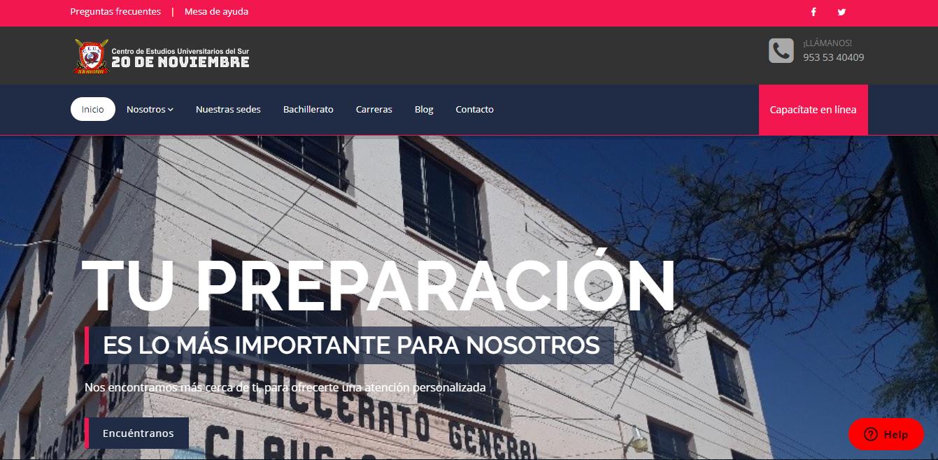 Centro de Estudios Universitarios del Sur