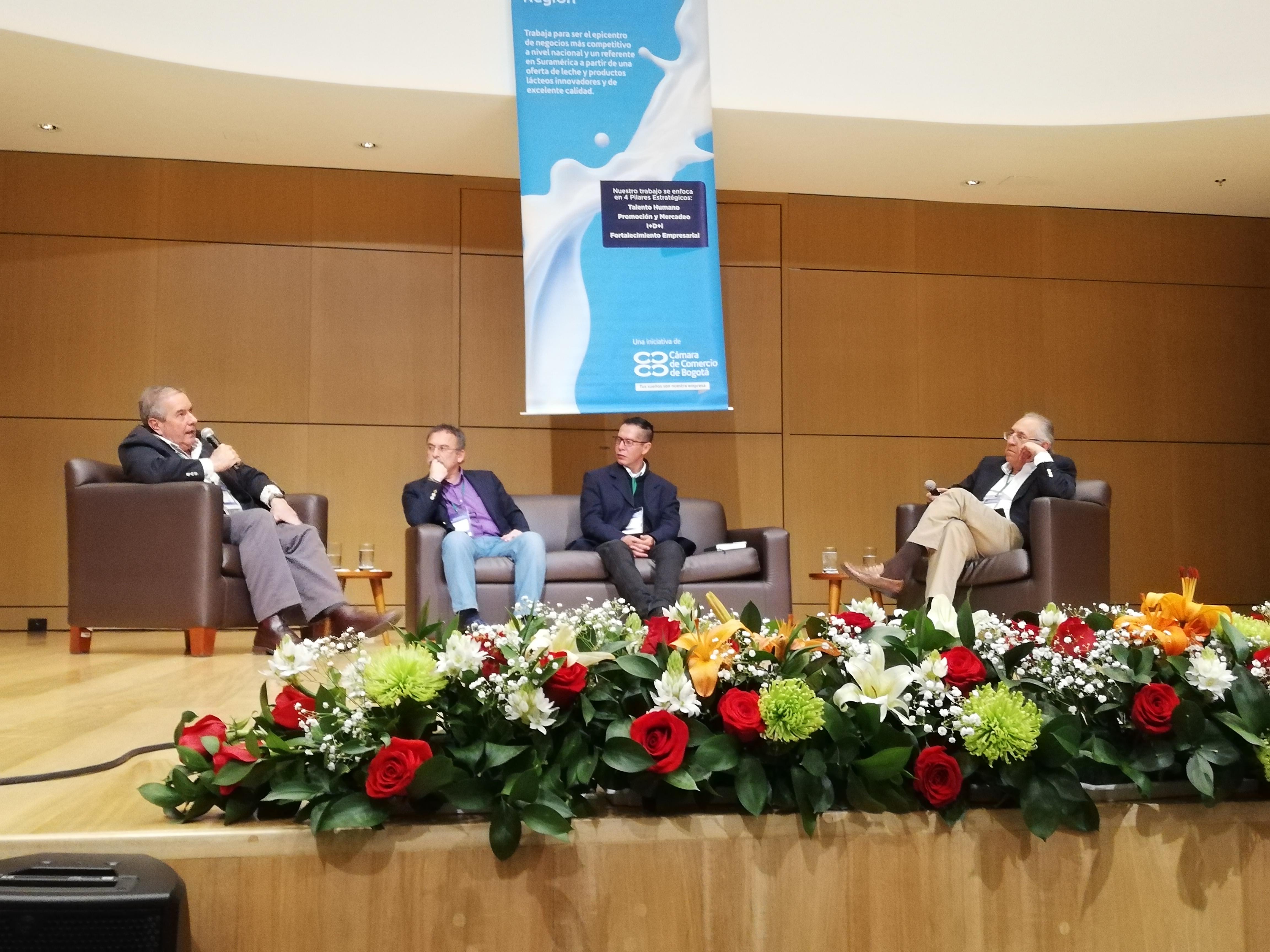 Panel: Encadenamientos Productivos en el Sector Lácteo - Casos de Éxito
