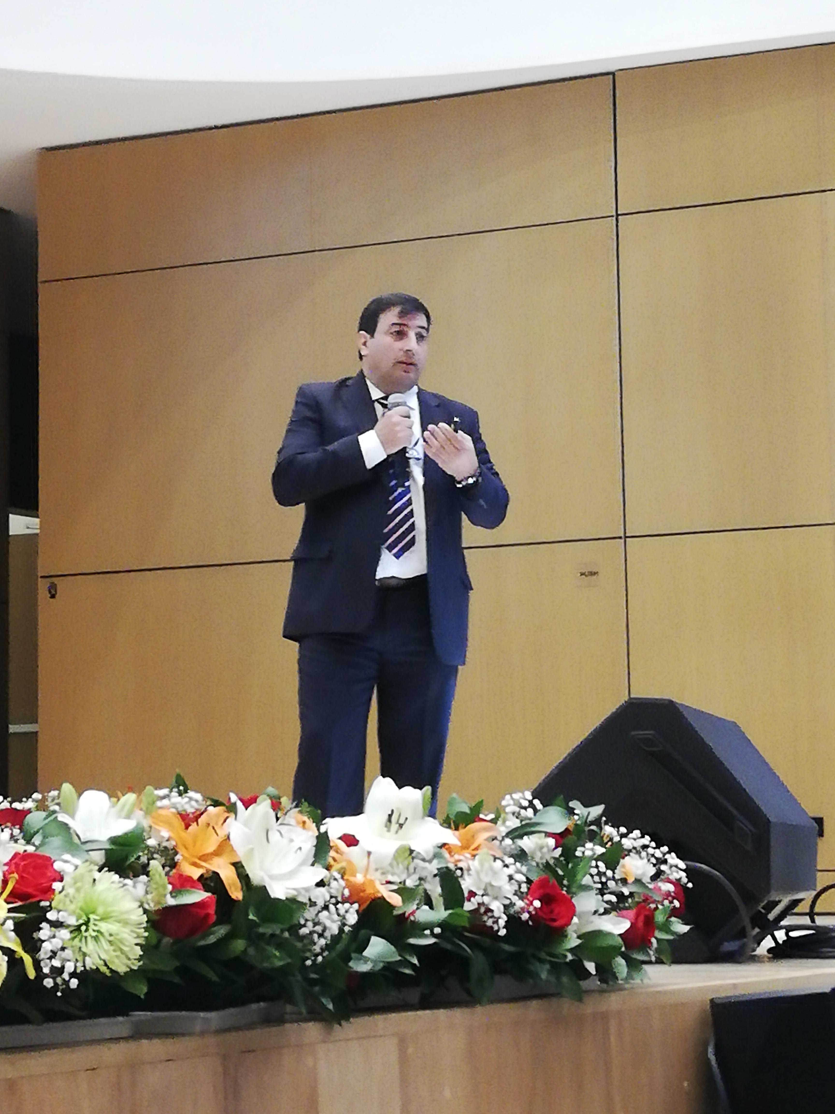 Sergio Robert, Subsecretario de Recursos Naturales y Bioeconomía - Ministerio de Agroindustria bsAs