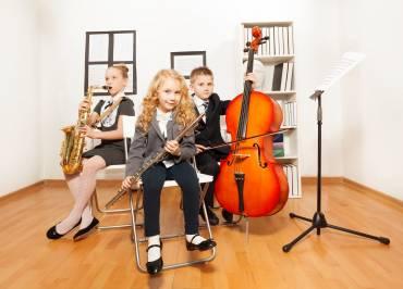 Orquesta de niños